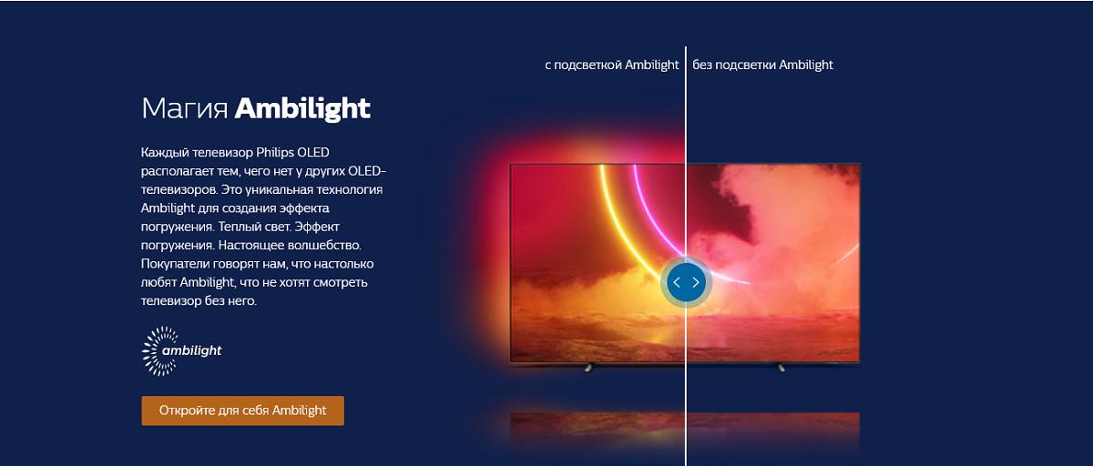 Лучшие OLED-телевизоры с HDR Philips 3