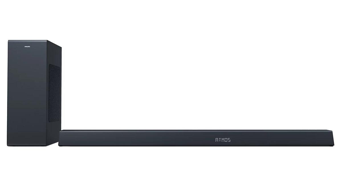 Саундбар Philips TAB8805/10 с беспроводным сабвуфером