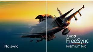 AMD FreeSync Premium Pro: плавный игровой процесс с минимальной задержкой